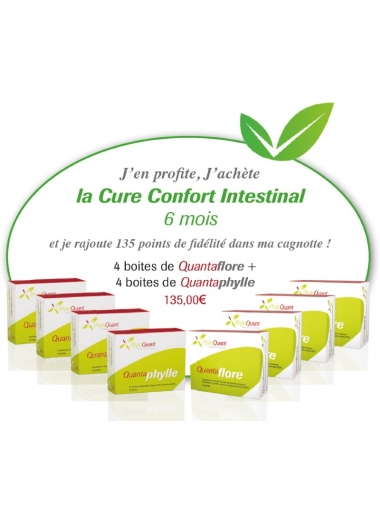 Cure Confort Intestinal 6 Mois